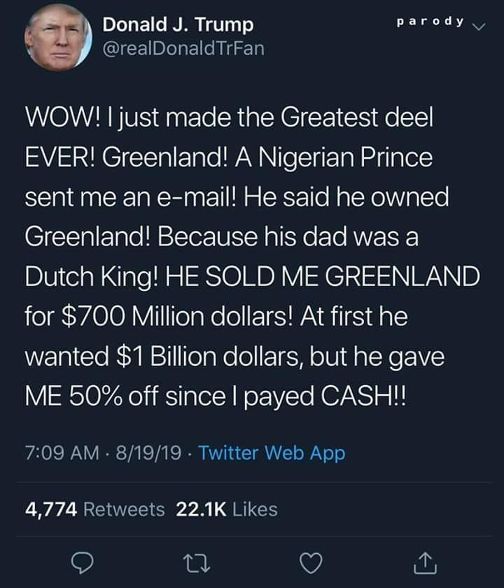 Donald Trump Vent Thread - Page 9 Trump870