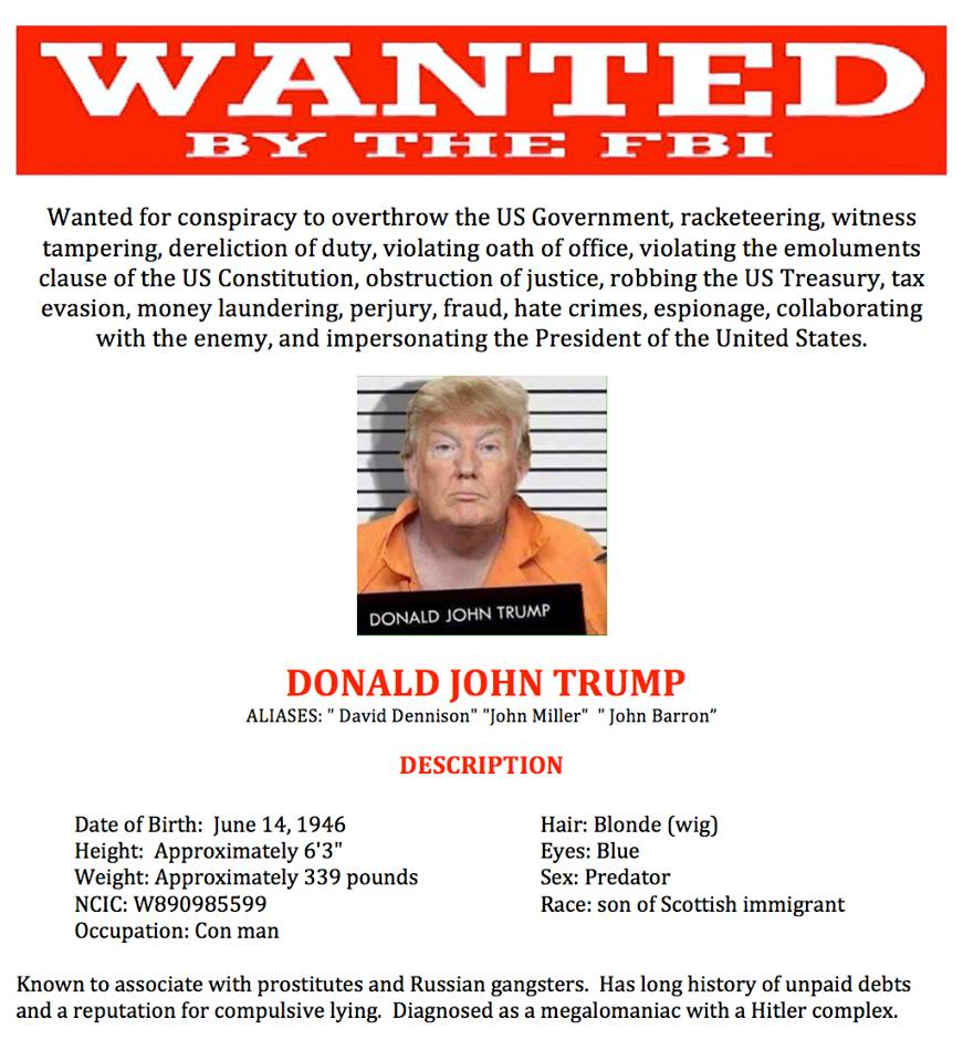 Donald Trump Vent Thread - Page 10 Trump889