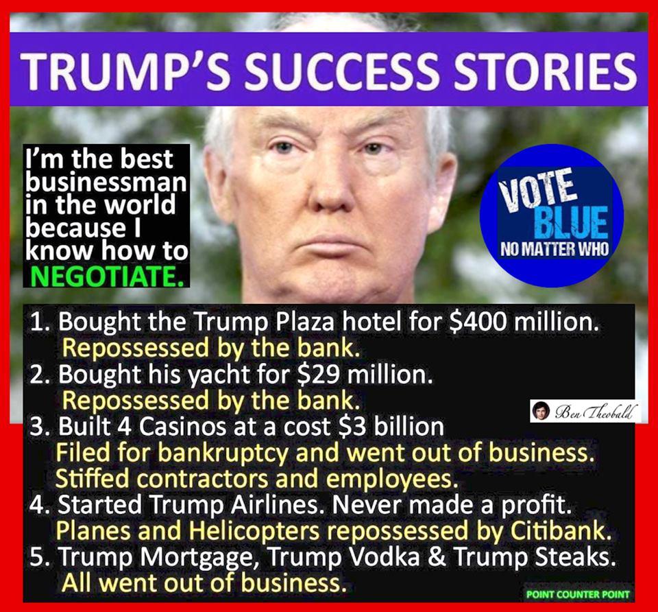 Donald Trump Vent Thread - Page 10 Trump916