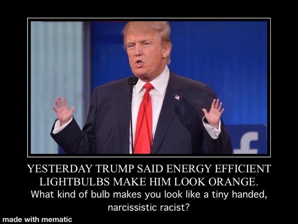 Donald Trump Vent Thread - Page 12 Trump956