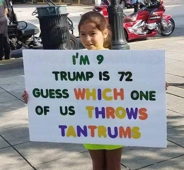 Donald Trump Vent Thread Trump_96