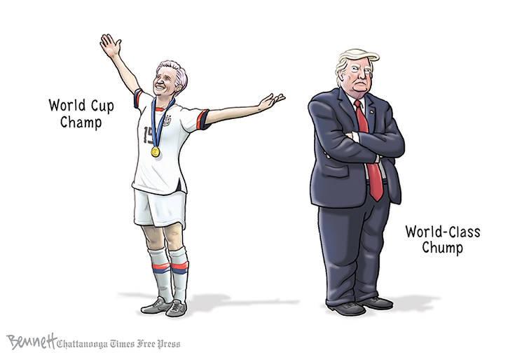 Donald Trump Vent Thread - Page 3 World_11