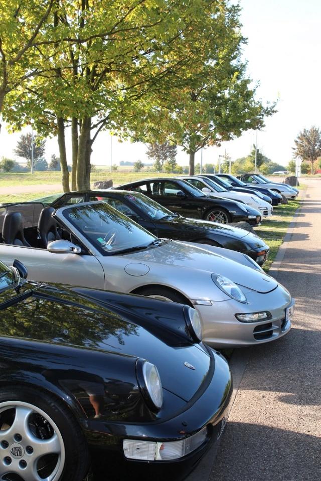 CR de la sortie 70 ans Porsche Autodrome de Mulhouse 1010