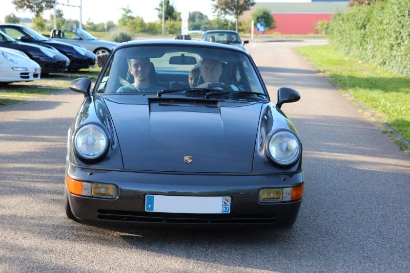 CR de la sortie 70 ans Porsche Autodrome de Mulhouse 1311