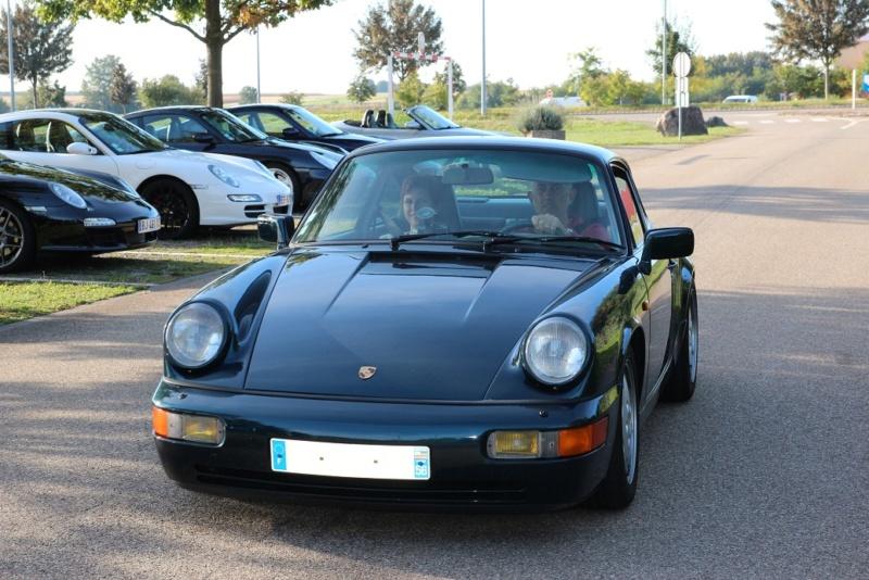 CR de la sortie 70 ans Porsche Autodrome de Mulhouse 1411