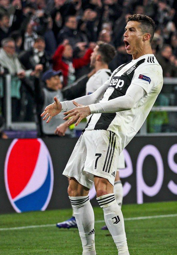 Cristiano Ronaldo Faces Ban For Swearing At Atletico Madrid Fans (Photos)  89921110