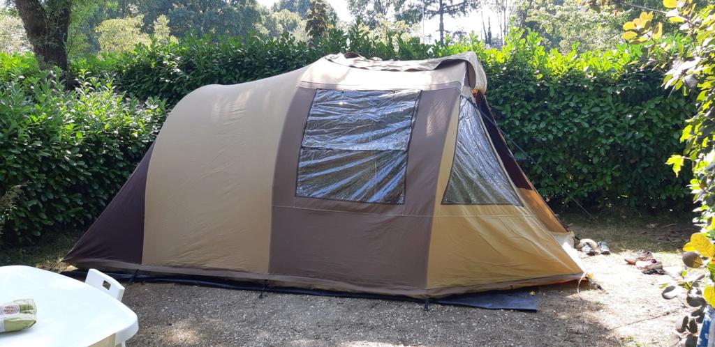 Notre Chamonix (tente) 20200913