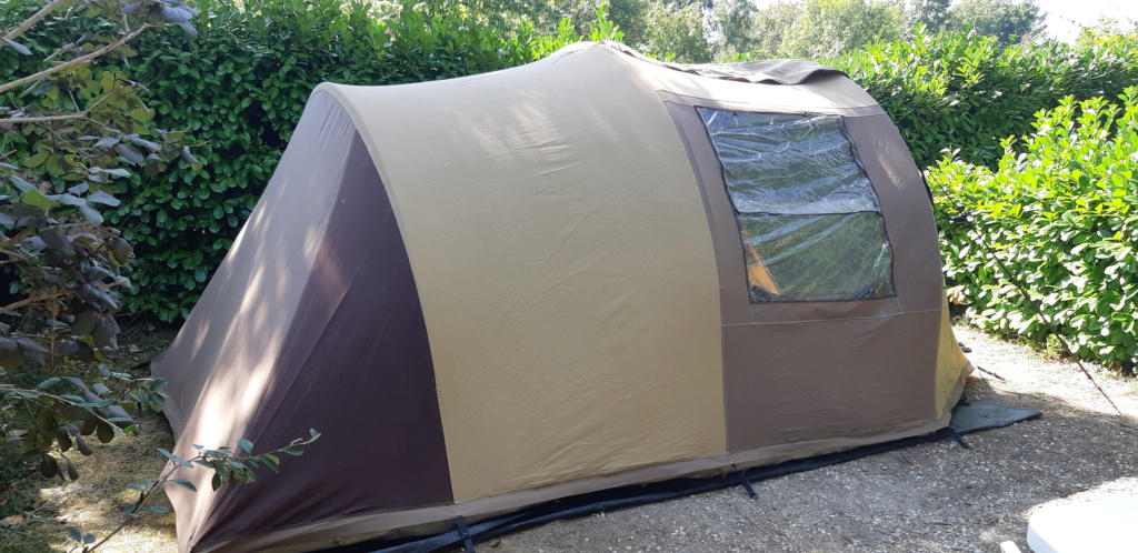 Notre Chamonix (tente) 20200914