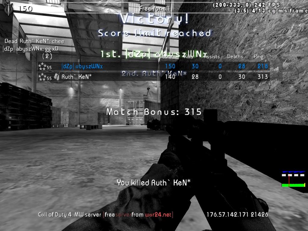 RAIN'S WORST SCORE Shot0025