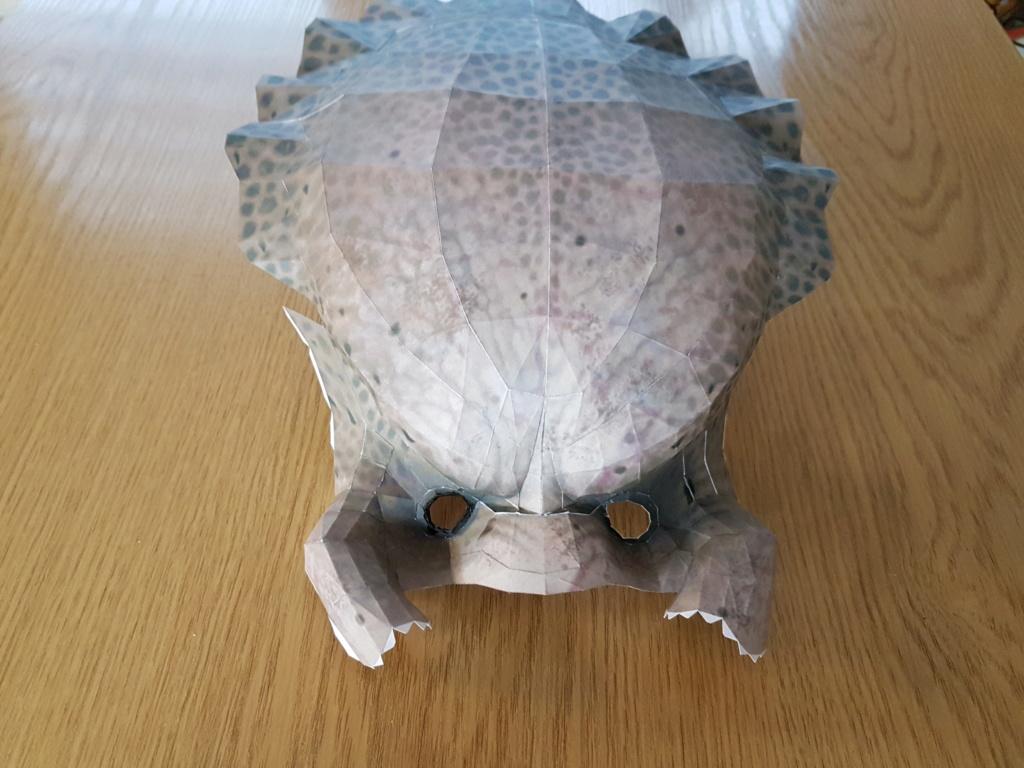 Predator Head 20200221