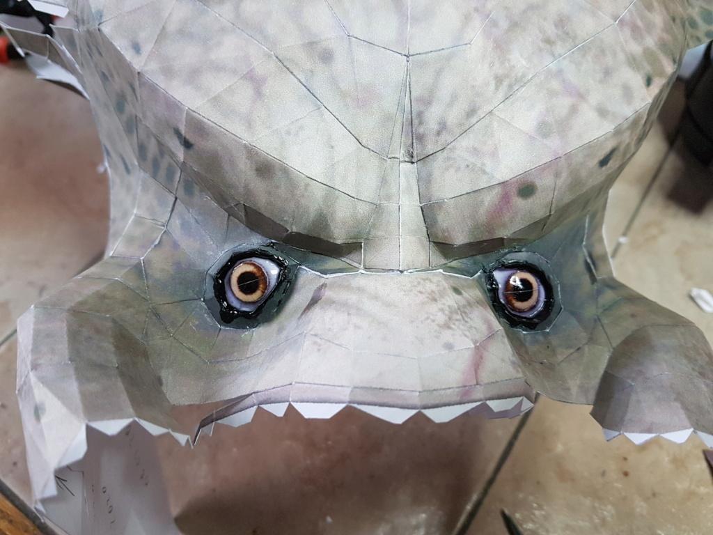 Predator Head 20200222