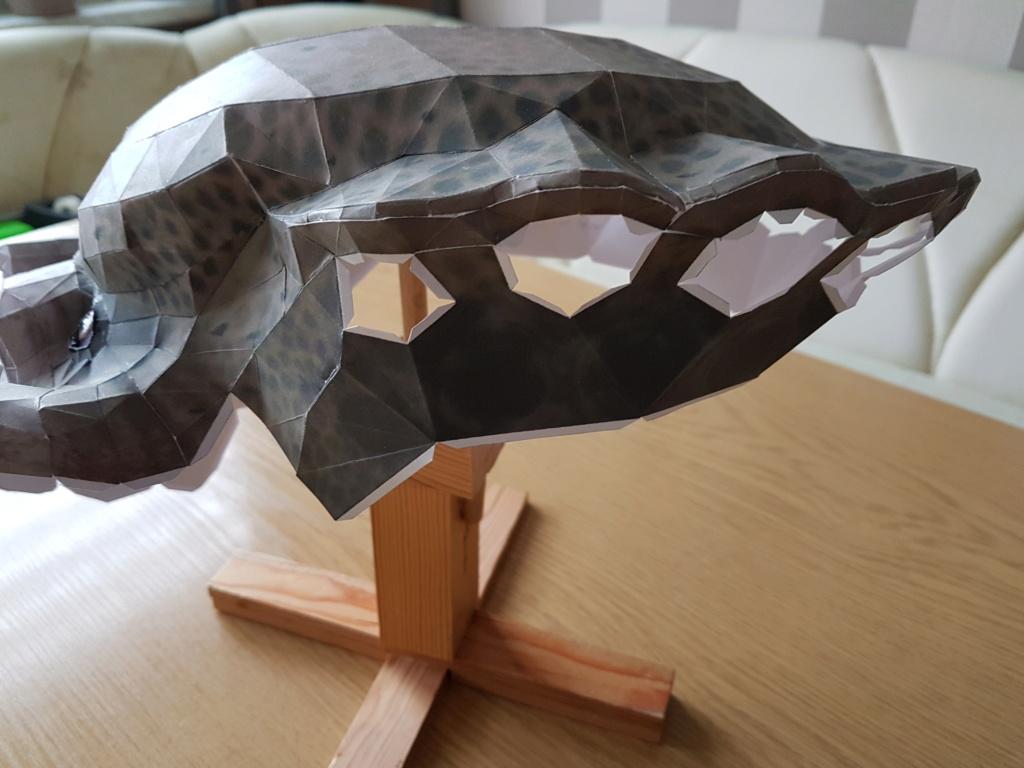 Predator Head 20200231