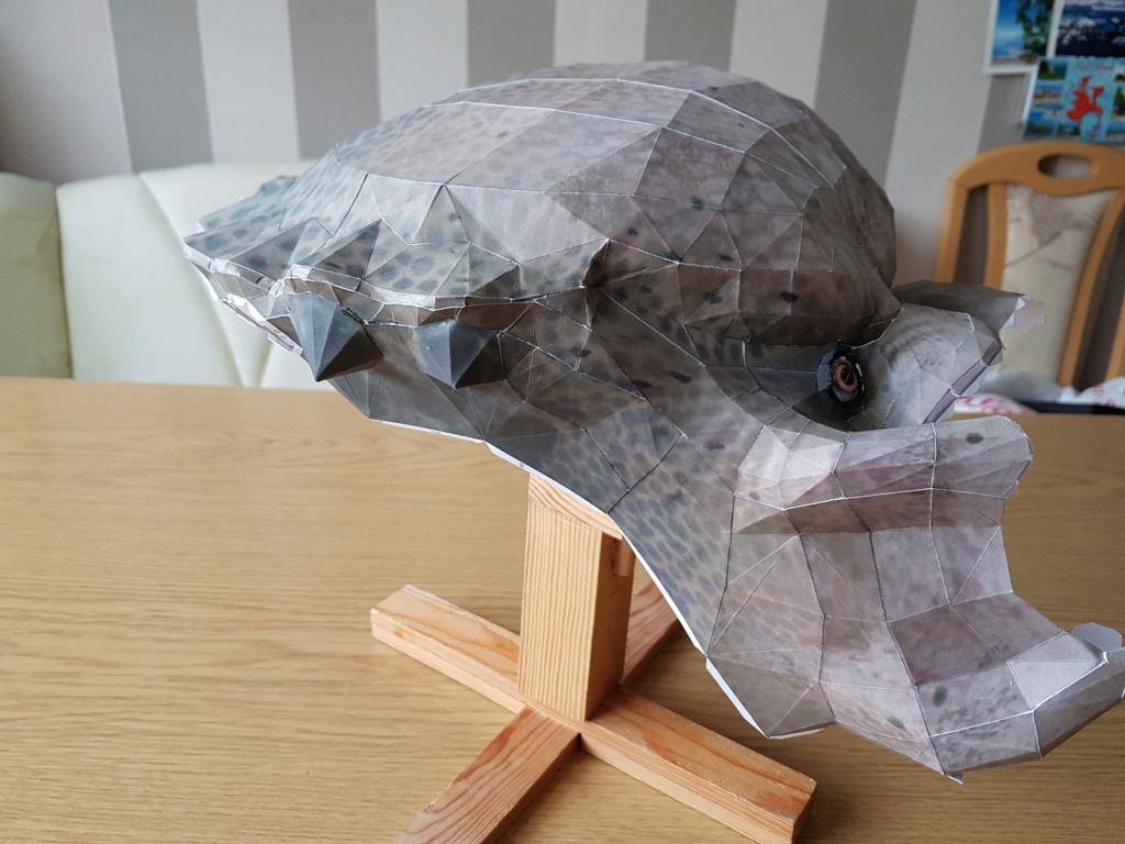 Predator Head 20200234