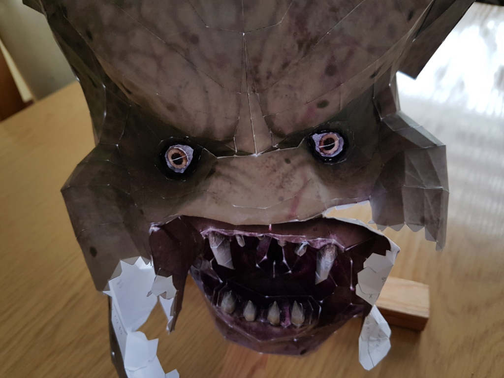 Predator Head 20200312