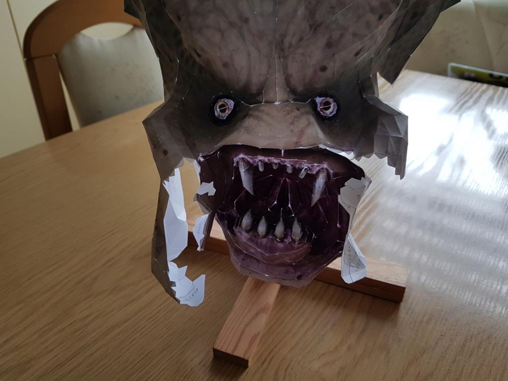 Predator Head 20200313