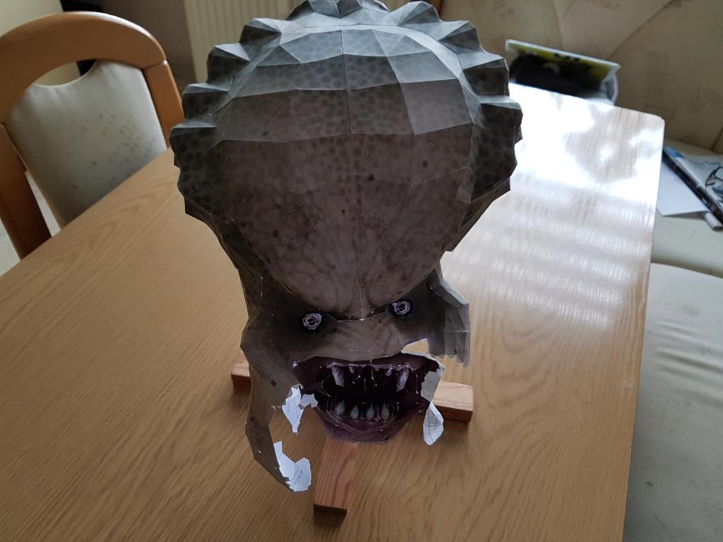Predator Head 20200314