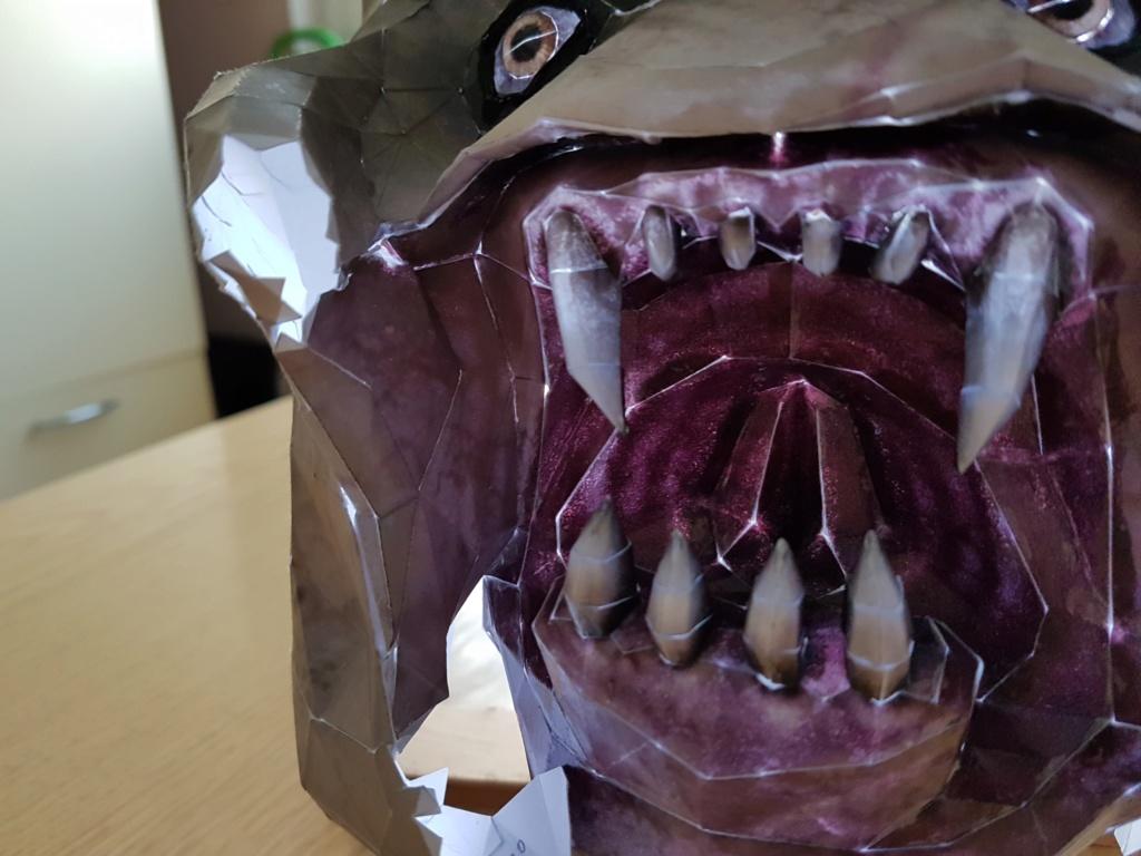 Predator Head 20200315