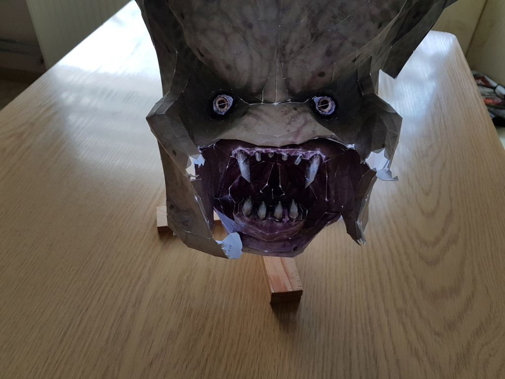Predator Head 20200317