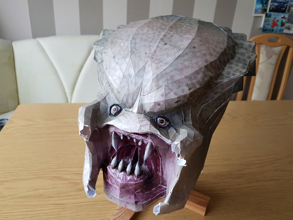 Predator Head 20200319