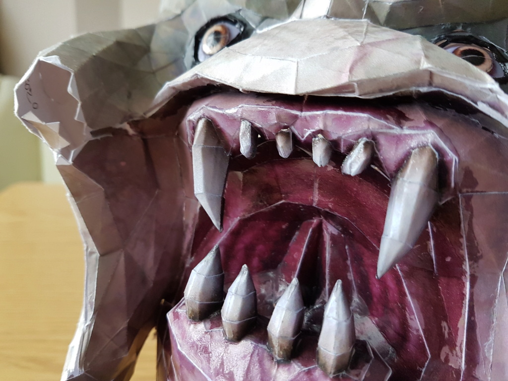 Predator Head 20200321