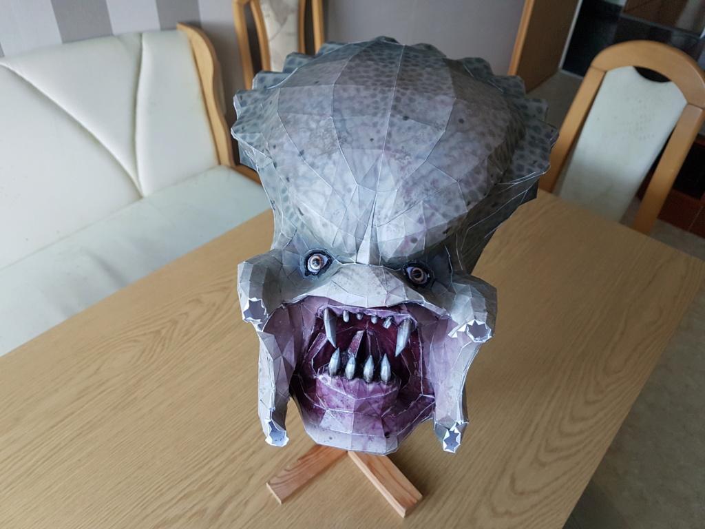 Predator Head 20200412