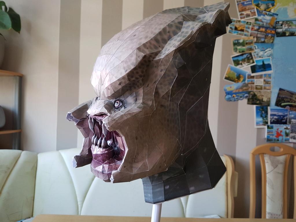 Predator Head 20200417