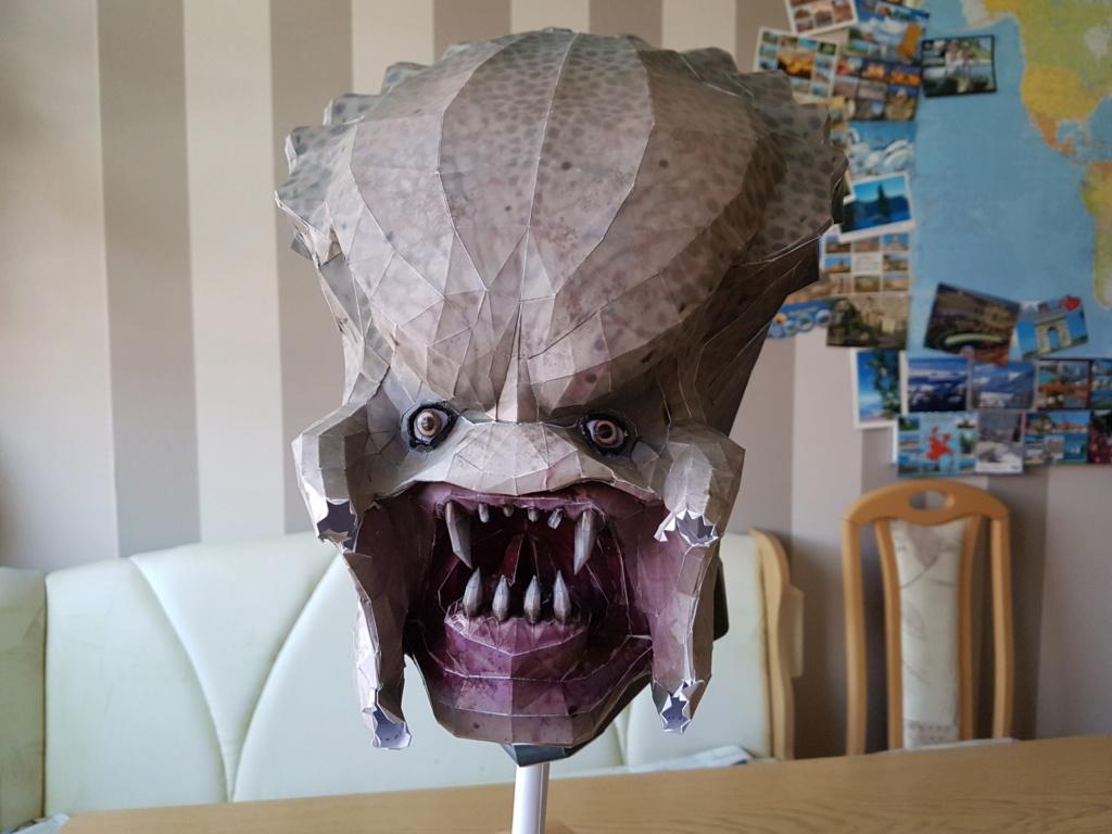 Predator Head 20200419