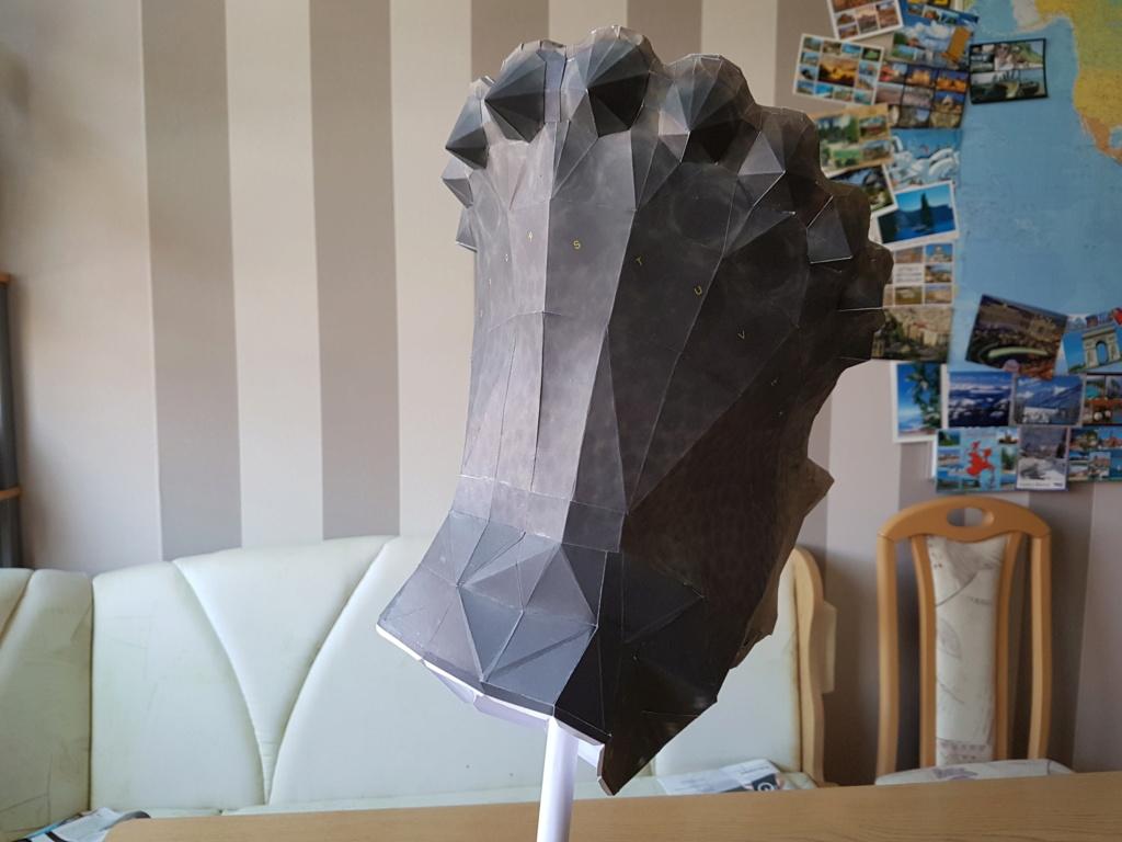 Predator Head 20200420