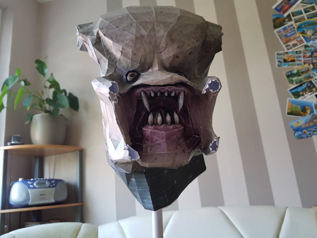 Predator Head 20200423