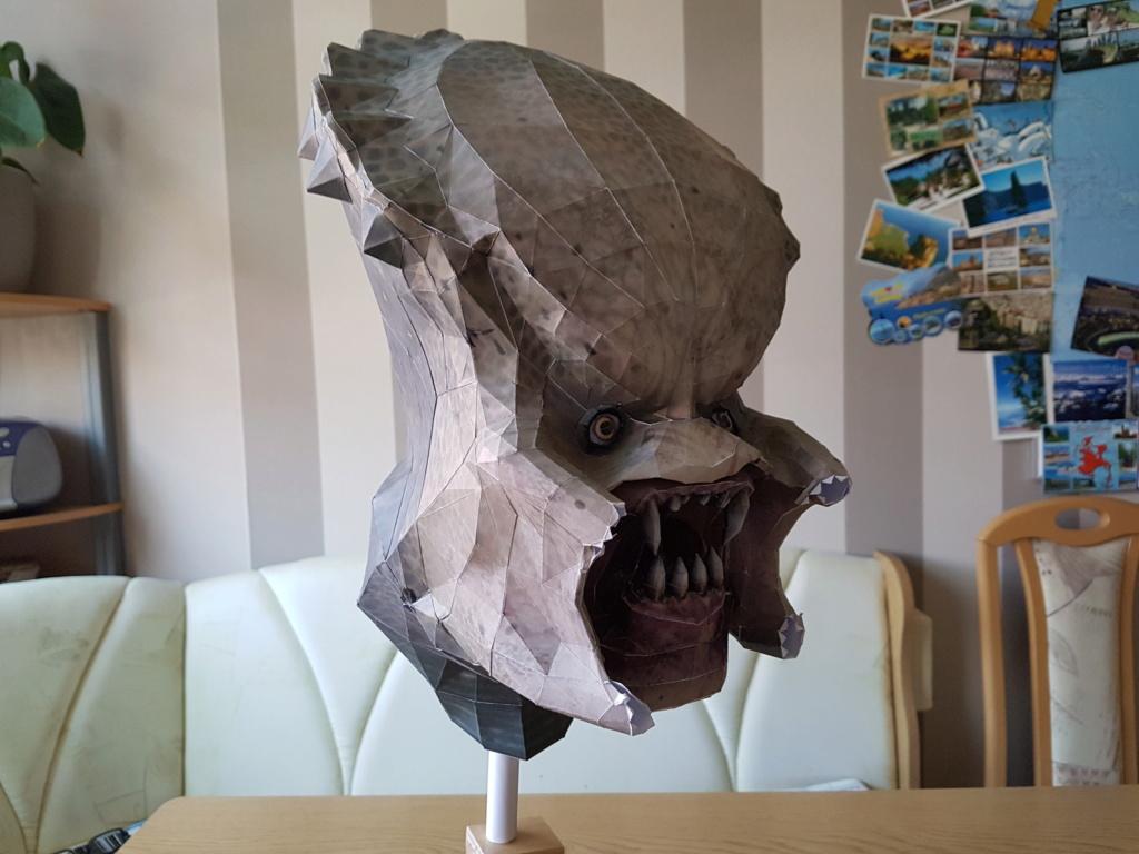 Predator Head 20200424