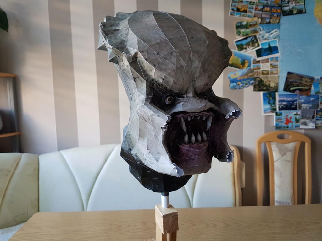 Predator Head 20200428