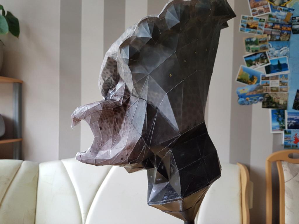 Predator Head 20200432