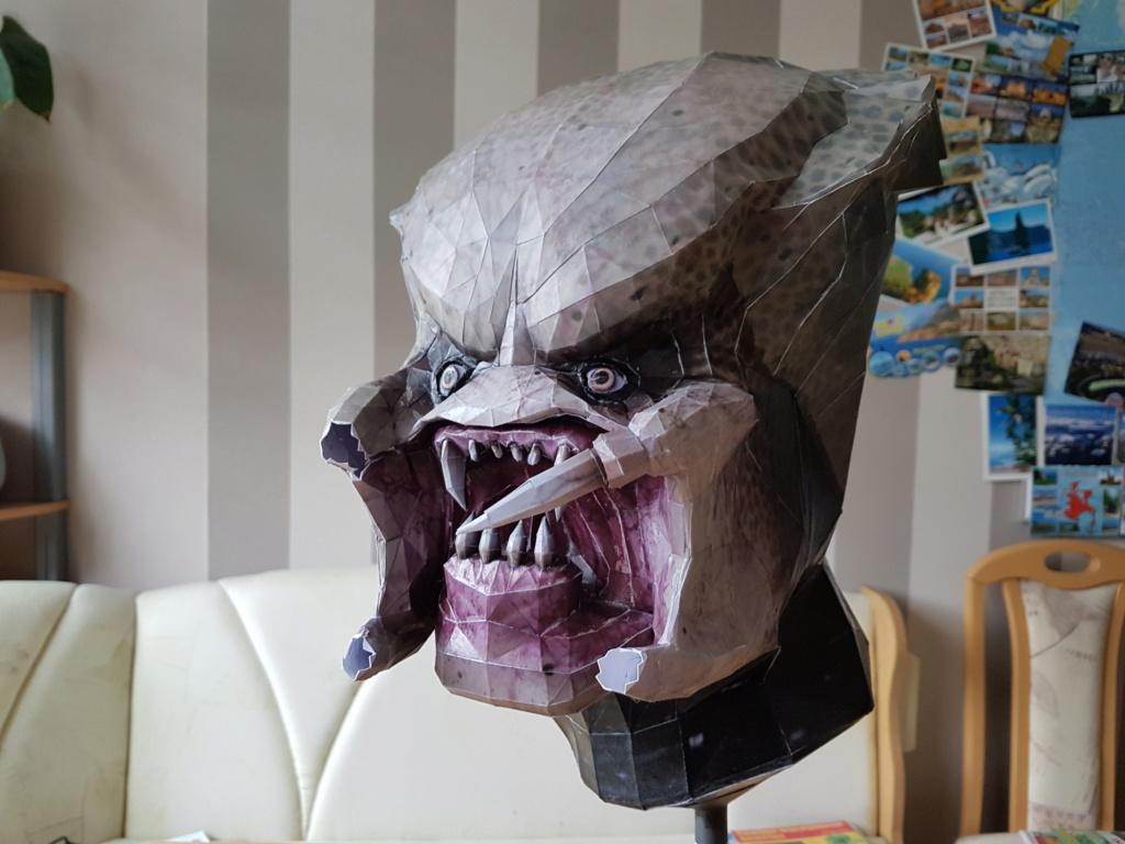Predator Head 20200433