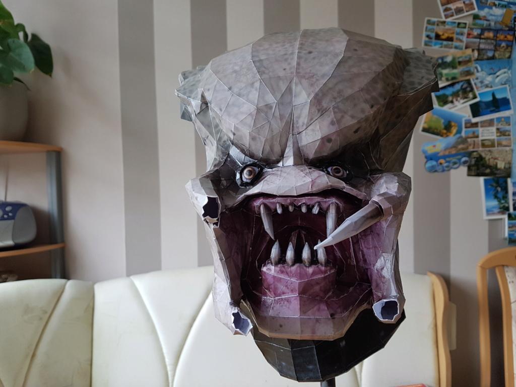 Predator Head 20200434