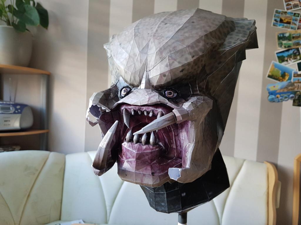 Predator Head 20200436
