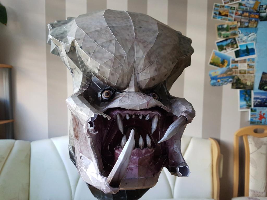 Predator Head 20200437