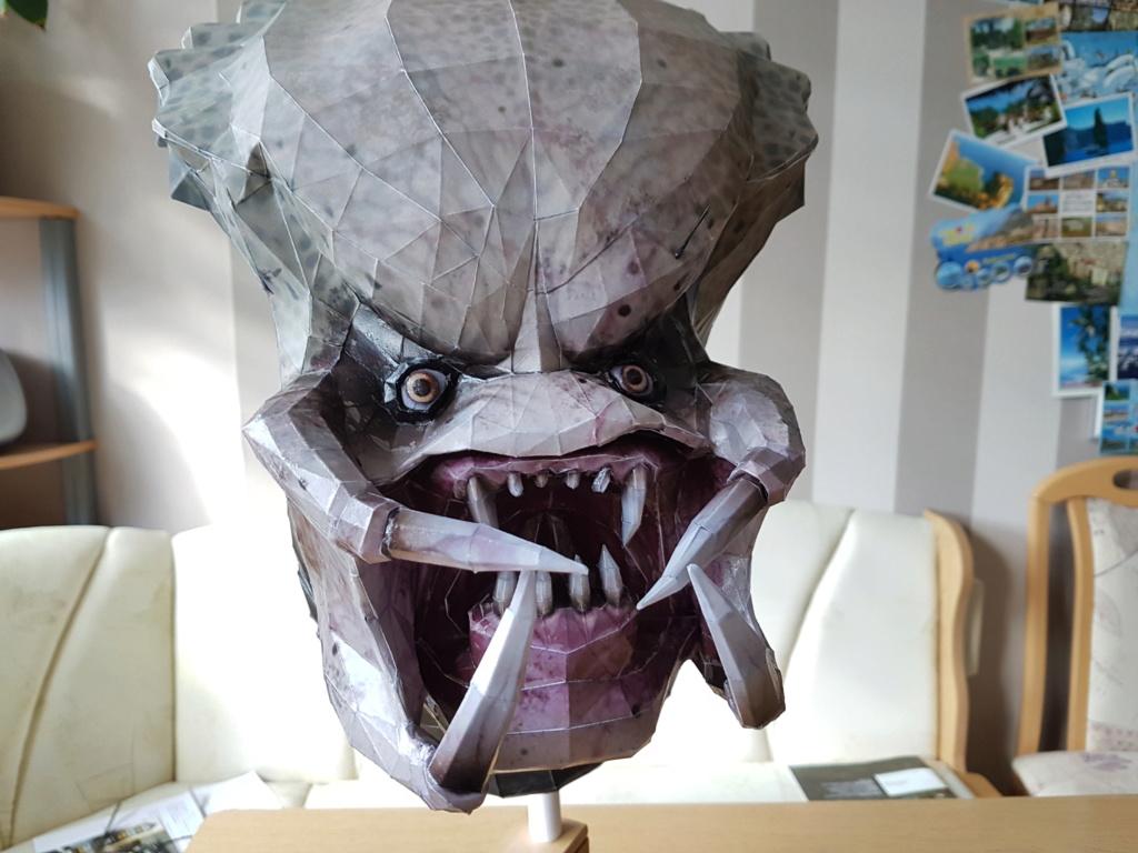 Predator Head 20200438