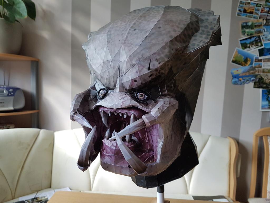 Predator Head 20200439