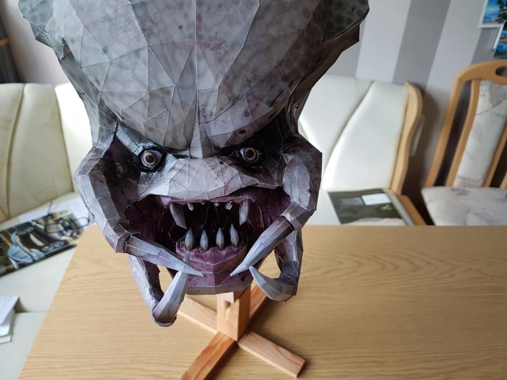 Predator Head 20200440