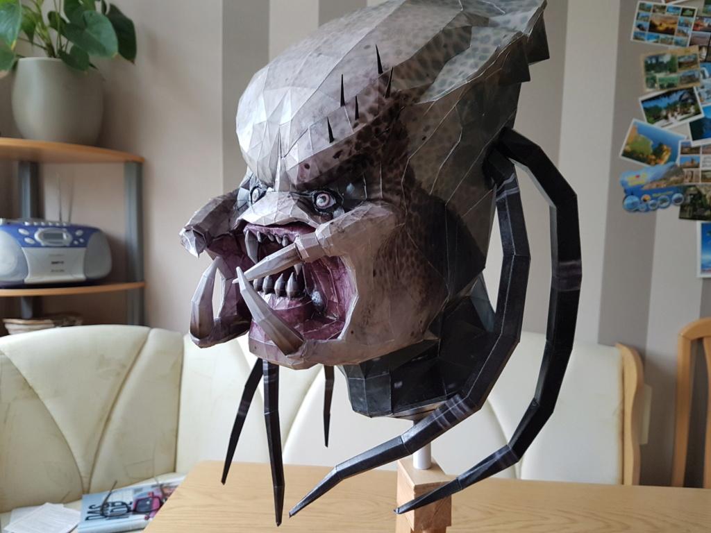 Predator Head 20200448