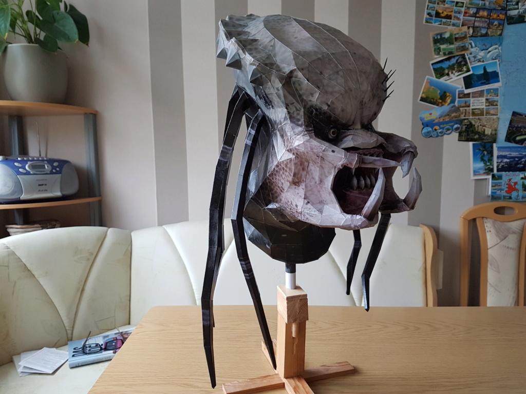 Predator Head 20200450