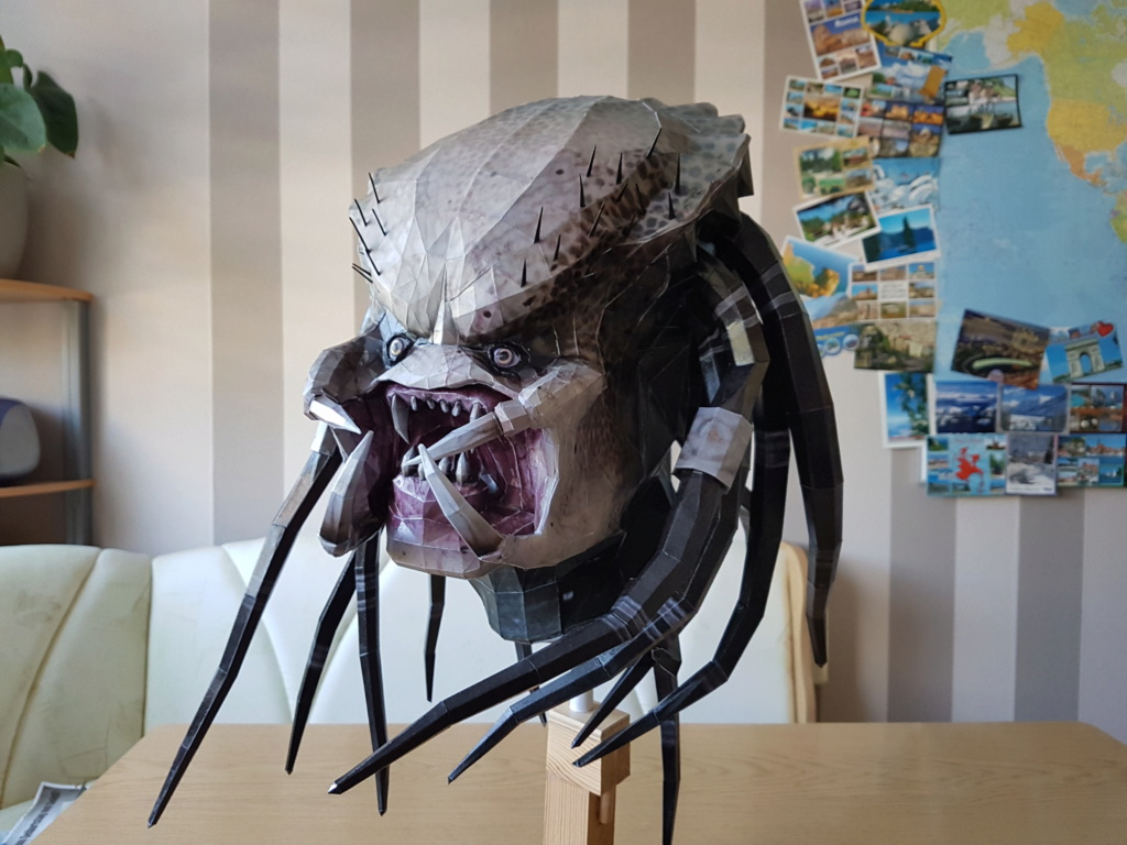 Predator Head 20200511