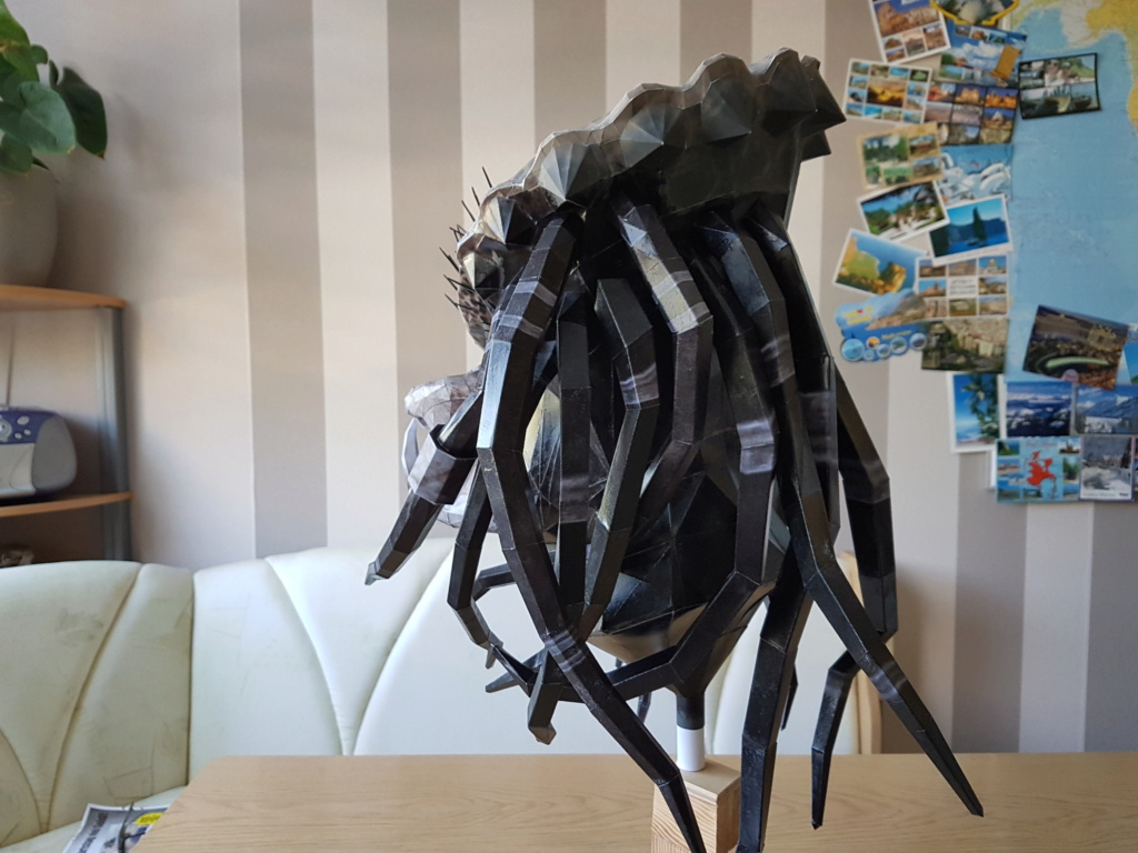 Predator Head 20200512