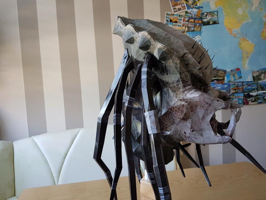 Predator Head 20200513