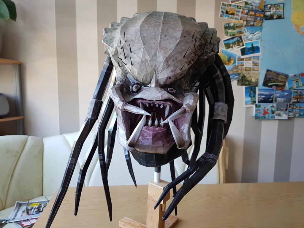 Predator Head 20200514