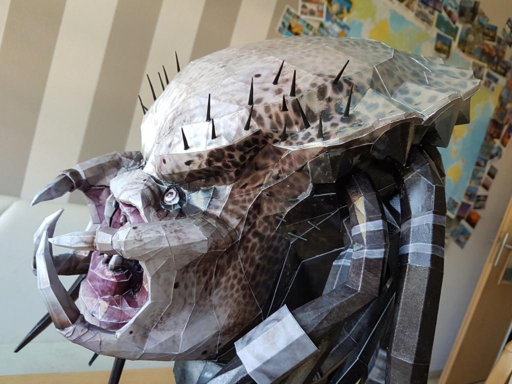 Predator Head 20200515