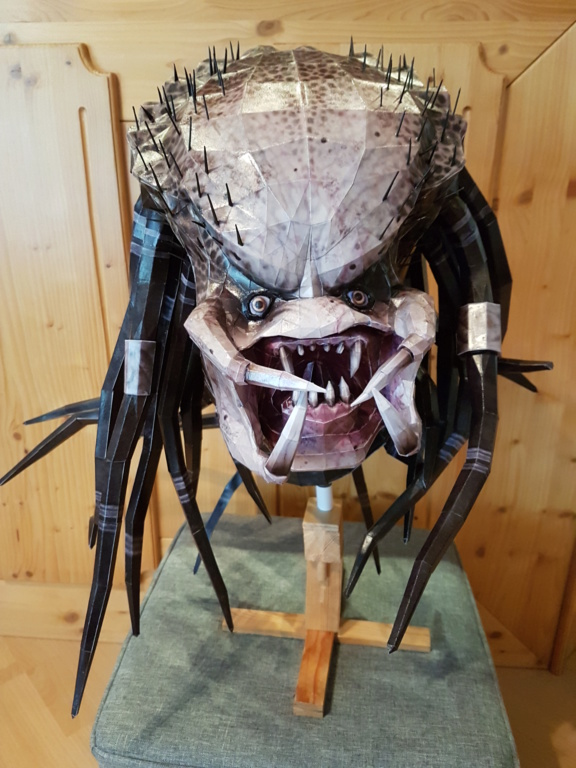 Predator Head 20200516