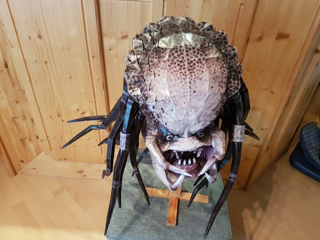 Predator Head 20200517