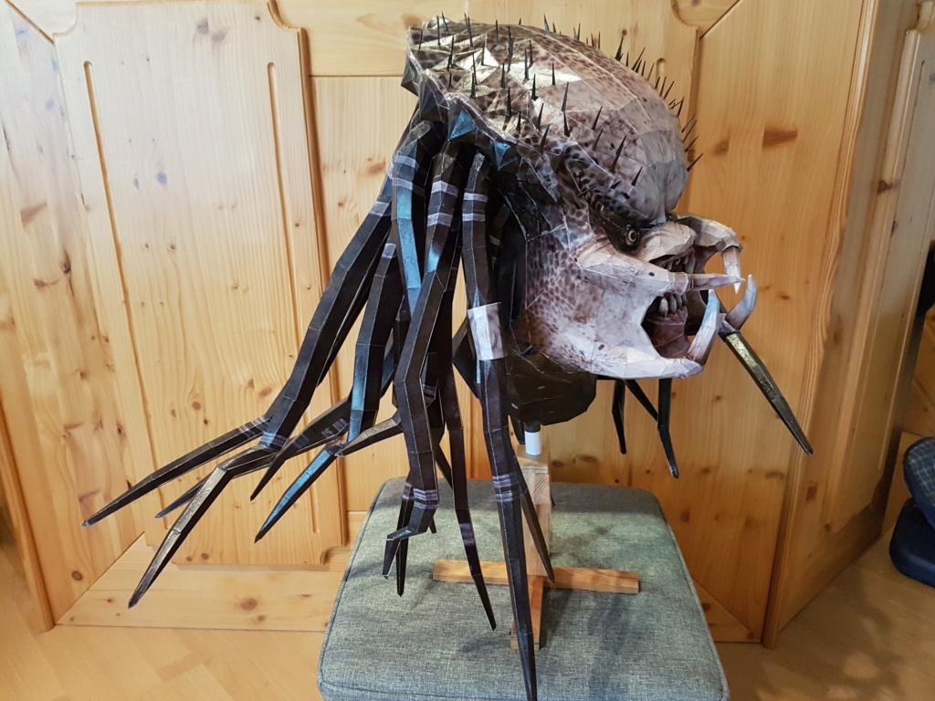 Predator Head 20200518