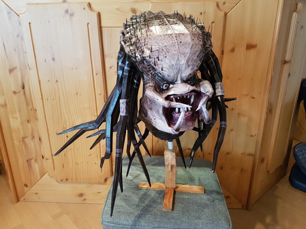 Predator Head 20200519